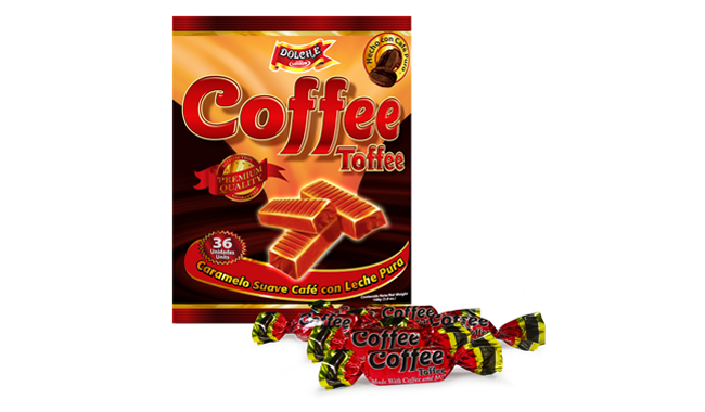 Confite Suave Coffee -Toffee