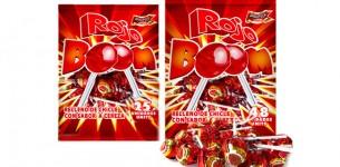 Bombon Rojo Boom