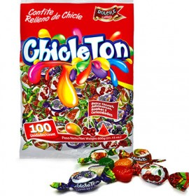 Chicleton Surtido
