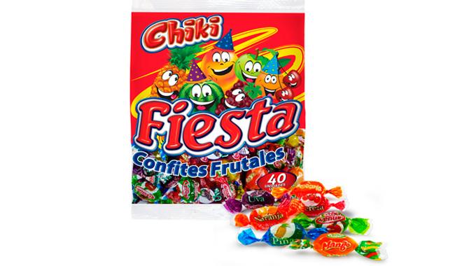 Confite Chiki Fiesta